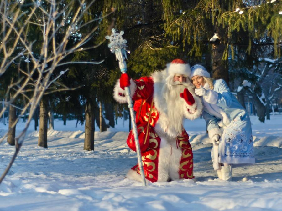 Winter Romance And New Year Fun In The Russian Capitals