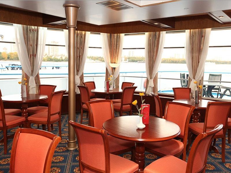 Ms Zosima Shashkov Cruise Ship On Russian Waterways 3