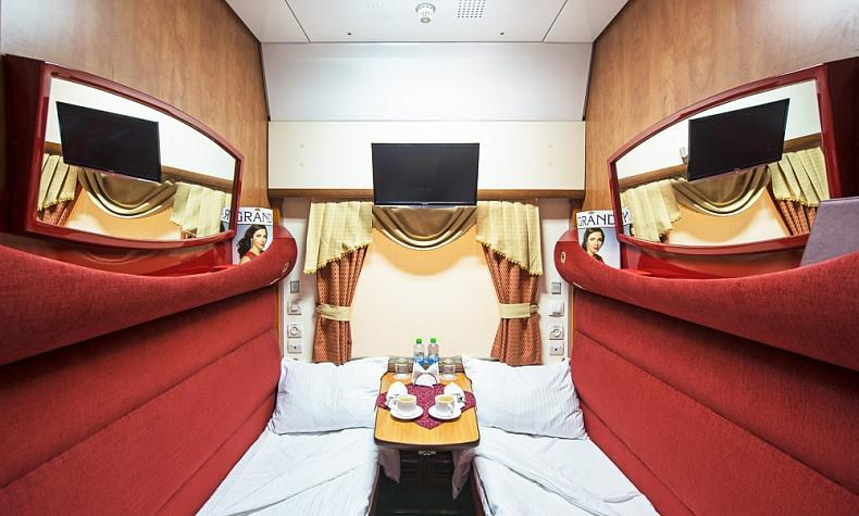 Grand Express Luxurious Overnight Train