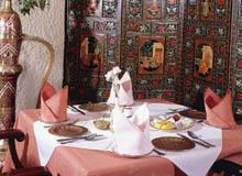 Khajuraho Indian Restaurant Moscow Russia