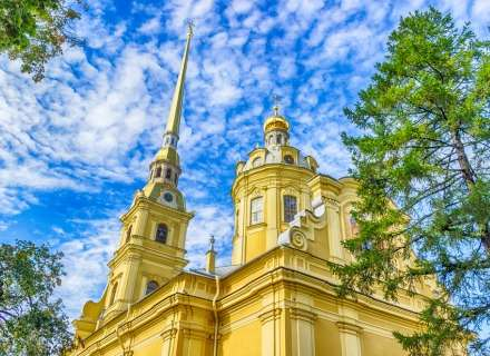 Explore Russia Visa-Free by Ferry from Helsinki: St. Petersburg - 4 days (CB-29)