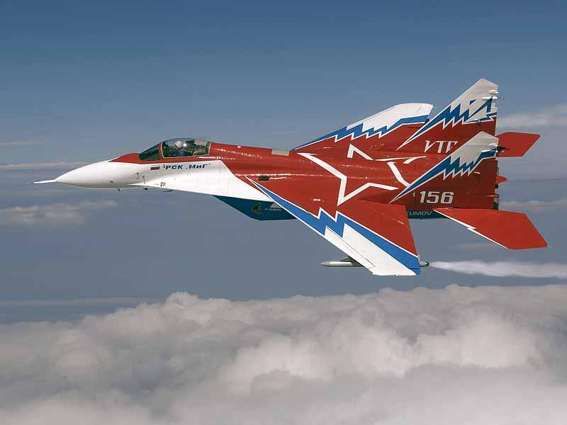 Fly A Mig 29 Fulcrum Fighter Jet In Russia Cb 40