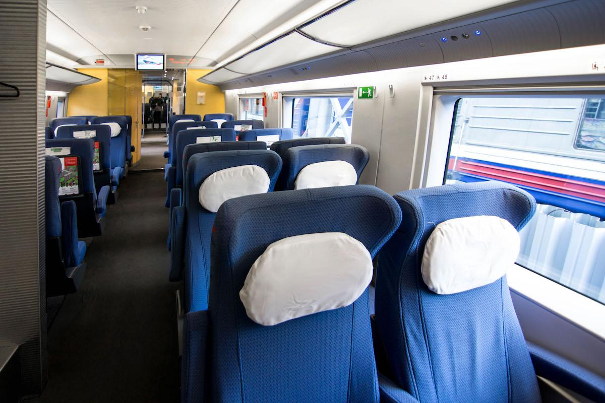 Sapsan High Speed Train