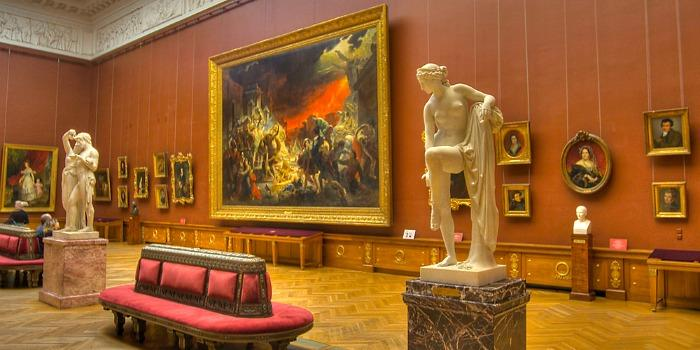 Russian Museum Guided Tour