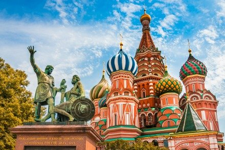 Luxury Tour to Moscow & St Petersburg - Travel in the Style of the Tzars (CB-15)