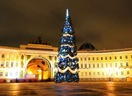 Winter Romance & New Year Fun in the Russian Capitals for Independent Travellers (CB-26)