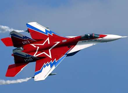 Fly a MiG-29 Fulcrum Fighter Jet In Russia (CB-40)