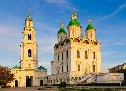 Cruise - Along The Volga: Astrakhan - Moscow 14 Days (CR-33)