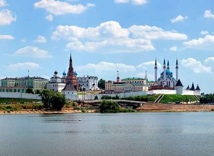 Cruise - Along The Volga: Moscow - Nyzhny Novgorod - Volgograd - Rostov - 19 Days (CR-47)