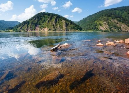 Yenisei River Cruise: Dudinka to Krasnoyarsk - 13 Days (CR-59)