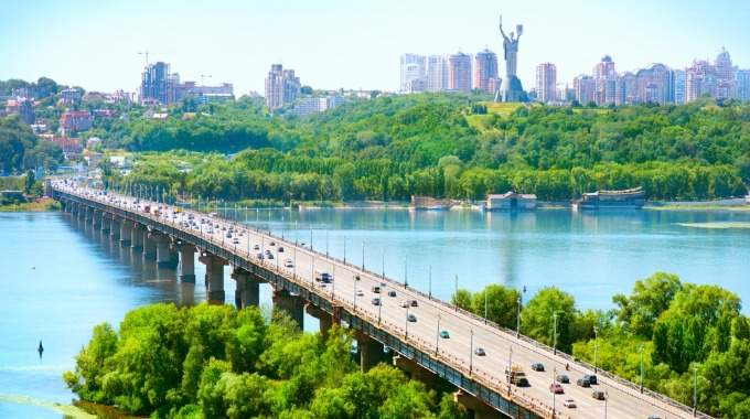 Kiev City Break (CB-34)