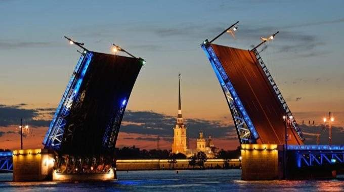 5-Star Russian River Cruise - St. Petersburg - Golden Ring - Moscow - 8 Days (CR-44)