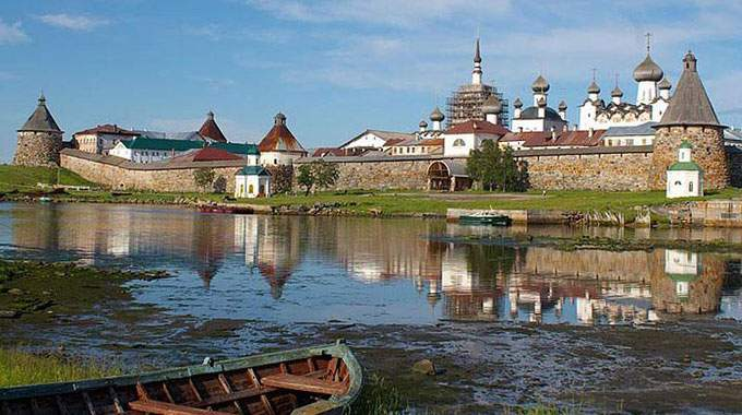 Discovery of the Russian North: St. Petersburg, Kizhi, Solovetsky Island, Gulag Camp (KL-07)