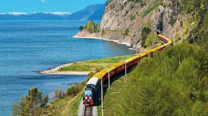 Tsar's Gold Best of Trans-Mongolian: Moscow - Beijing by Private Train (TS-22)