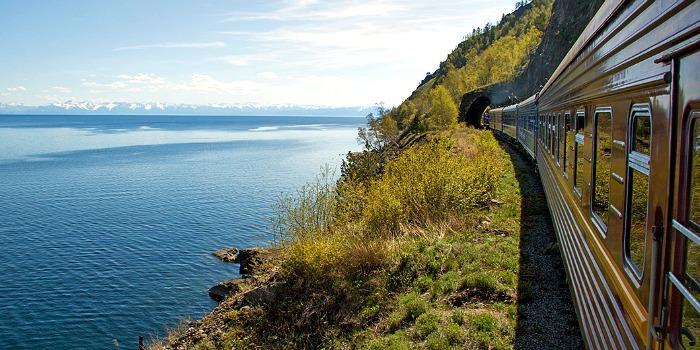 trans siberian train russia